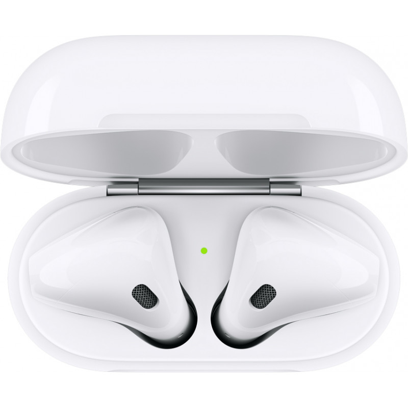 Apple AirPods + uzlādes futrālis (MV7N2ZM/A)