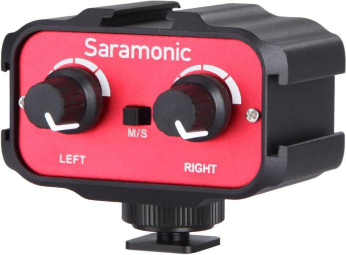 Saramonic heliadapter 3.5mm AudioMixer 2-CH SR-AX..