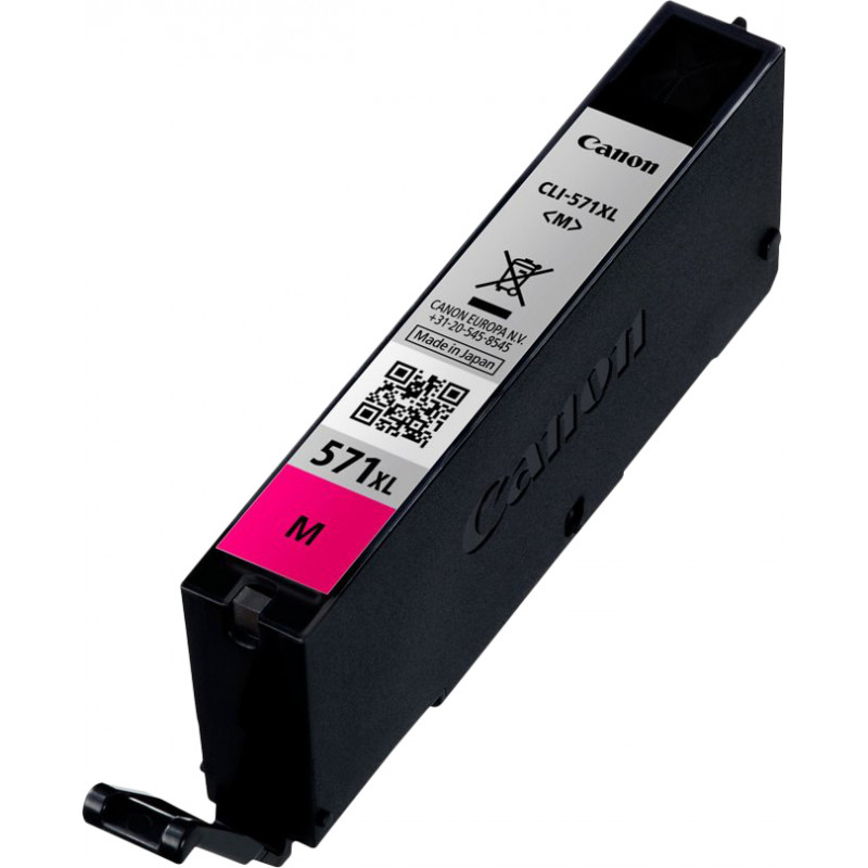 Canon ink cartridge CLI-571XL, magenta