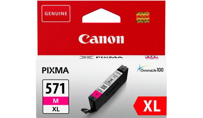 Canon чернила CLI-571XL, маджента