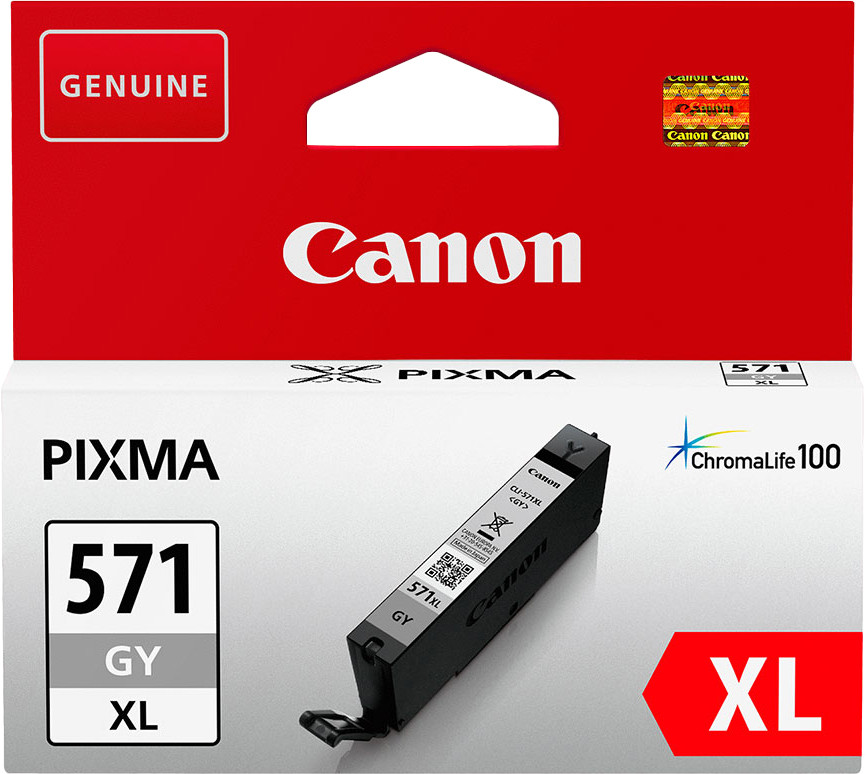Canon tint CLI-571XL, hall
