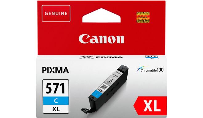 Canon чернила CLI-571XL, циан