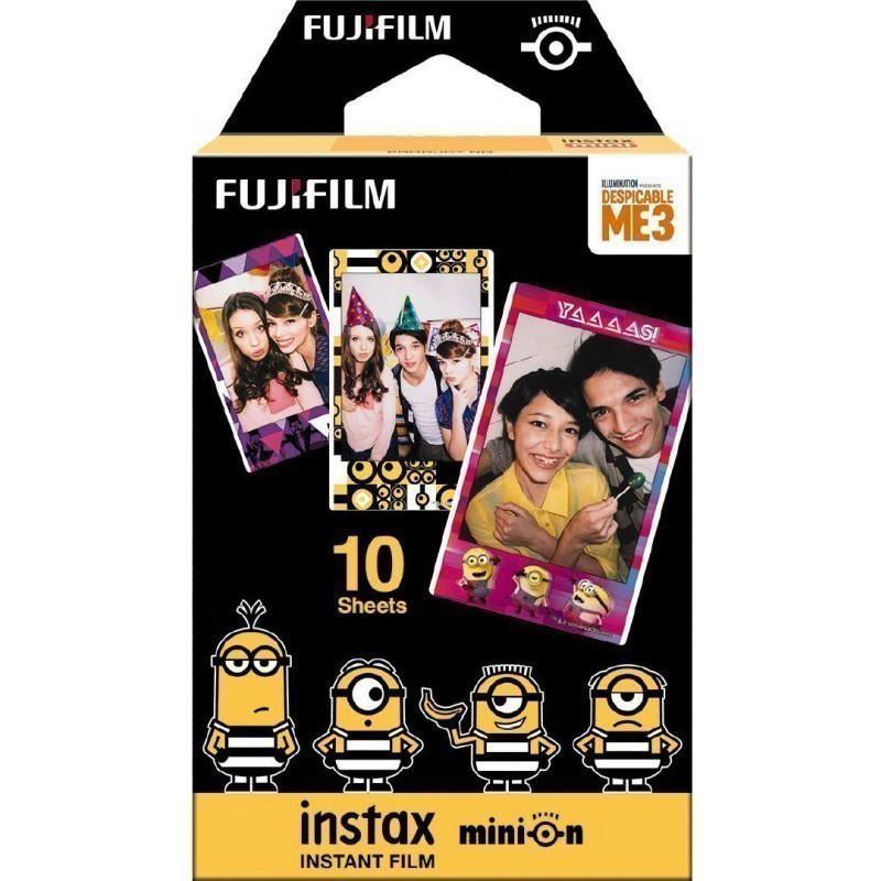 Fujifilm Instax Mini 1x10 Minion DM3 (aegunud)