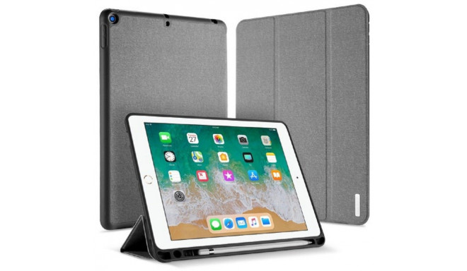 "Dux Ducis защитный чехол Domo iPad Pro 12.9"", серый"