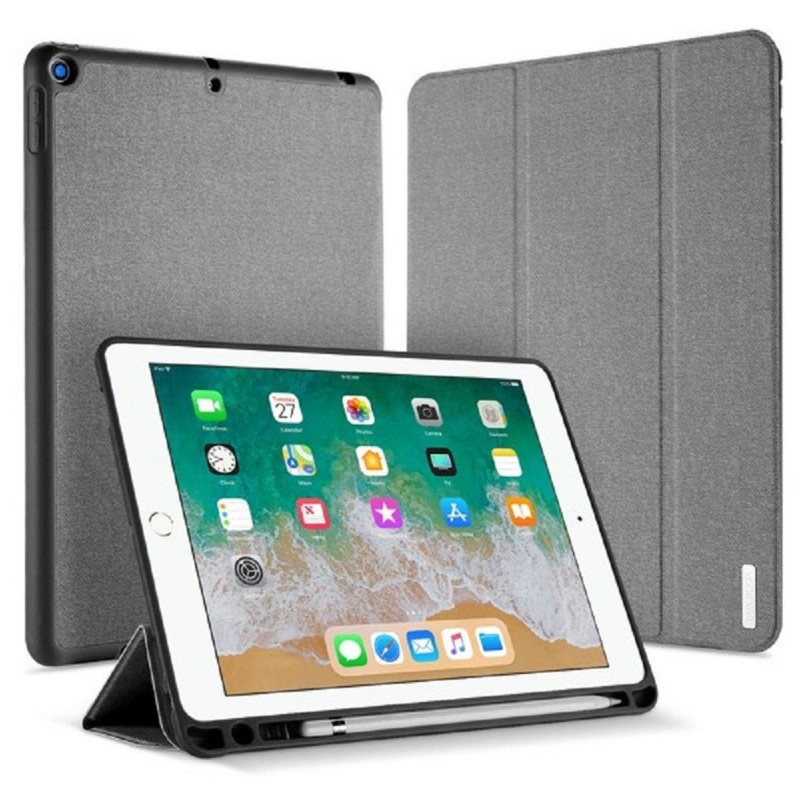"Dux Ducis case Domo iPad Pro 12.9"", grey"