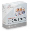 Focus photo stickers 250pcs