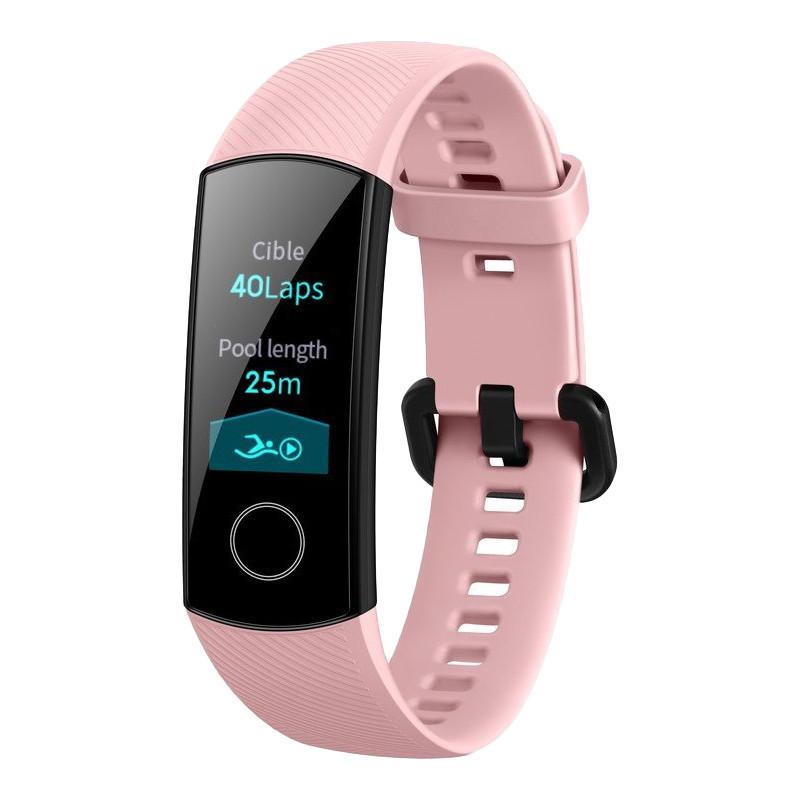 Huawei aktiivsusmonitor Honor Band 4, coral pink