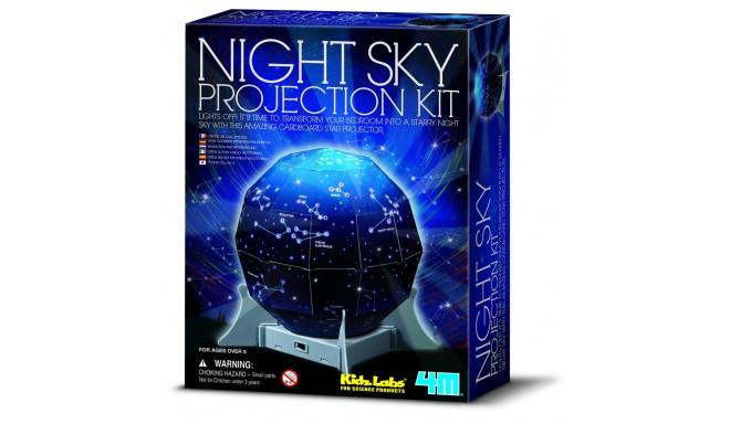 4M Kidz Labs: Öötaeva Projektsioon