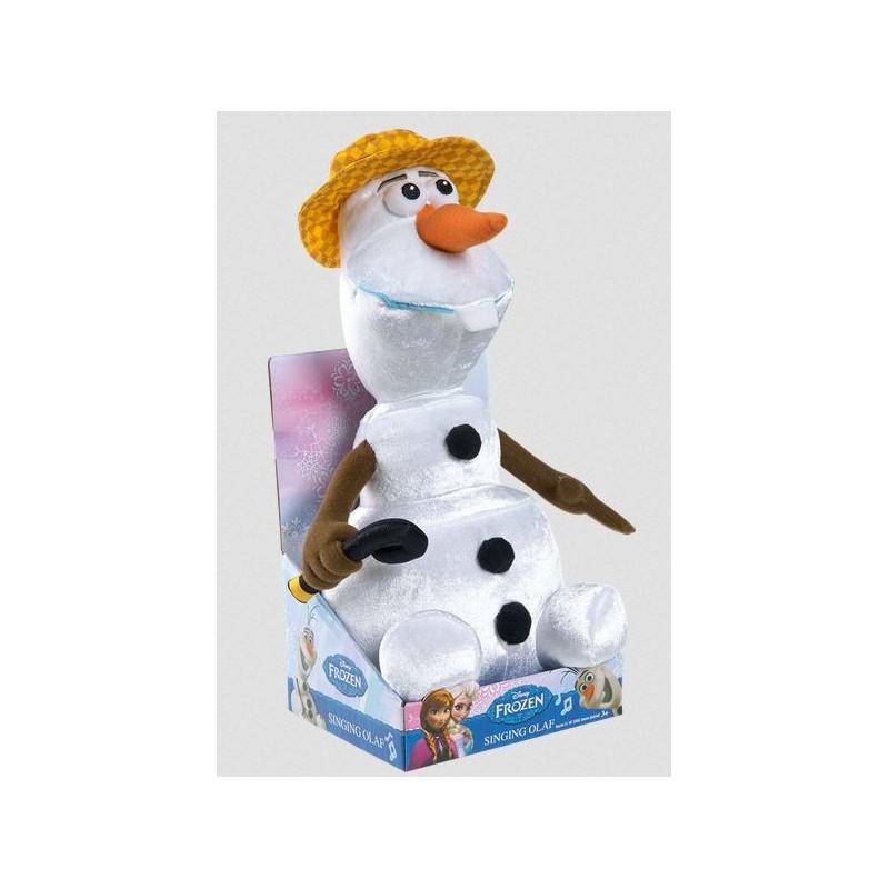 61a6eb54ab7 Frozen interaktiivne mänguasi Olaf (12850) - Interaktiivsed ...