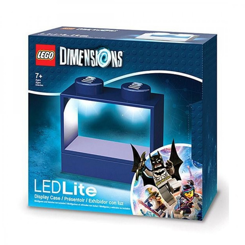 b4896eb8db8 IQ LEGO LED-tuledega vitriin - Play sets - Photopoint.lv
