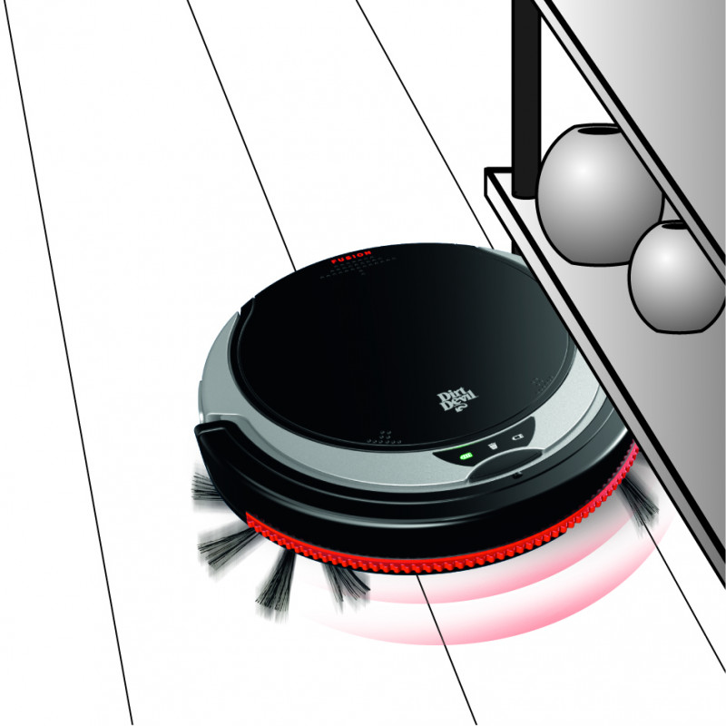 Dirt Devil robottolmuimeja Fusion M611