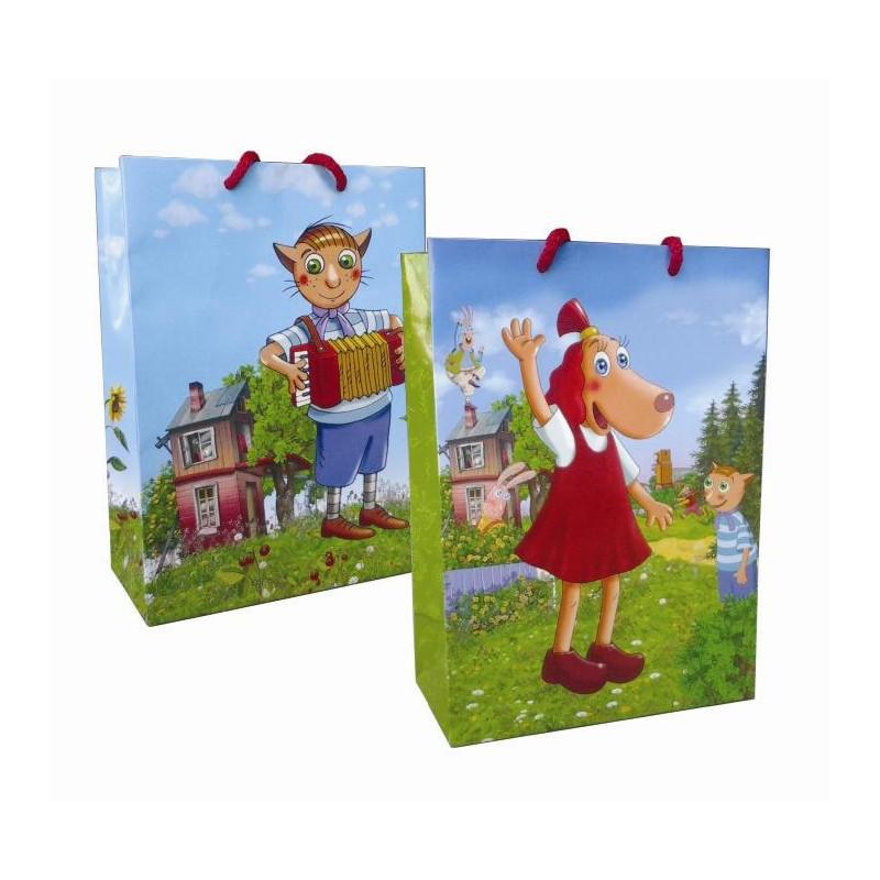 Подарочный пакет 16x22x8 cm Lotte лето