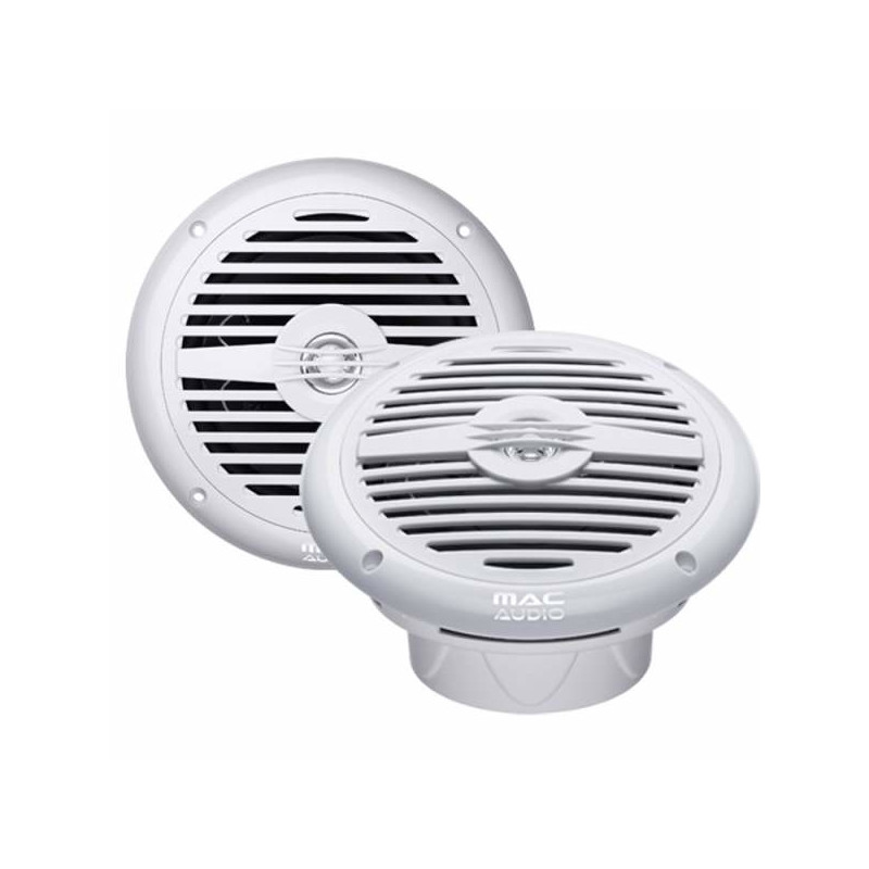 16,5cm 2- way speakers 2pc moisture resistant max 250w WRS 16.2