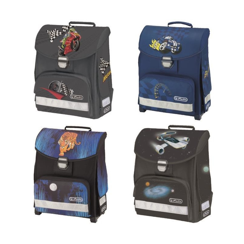 42894409a0a Herlitz Ranits Smart Boys collection - Laste kotid - Photopoint