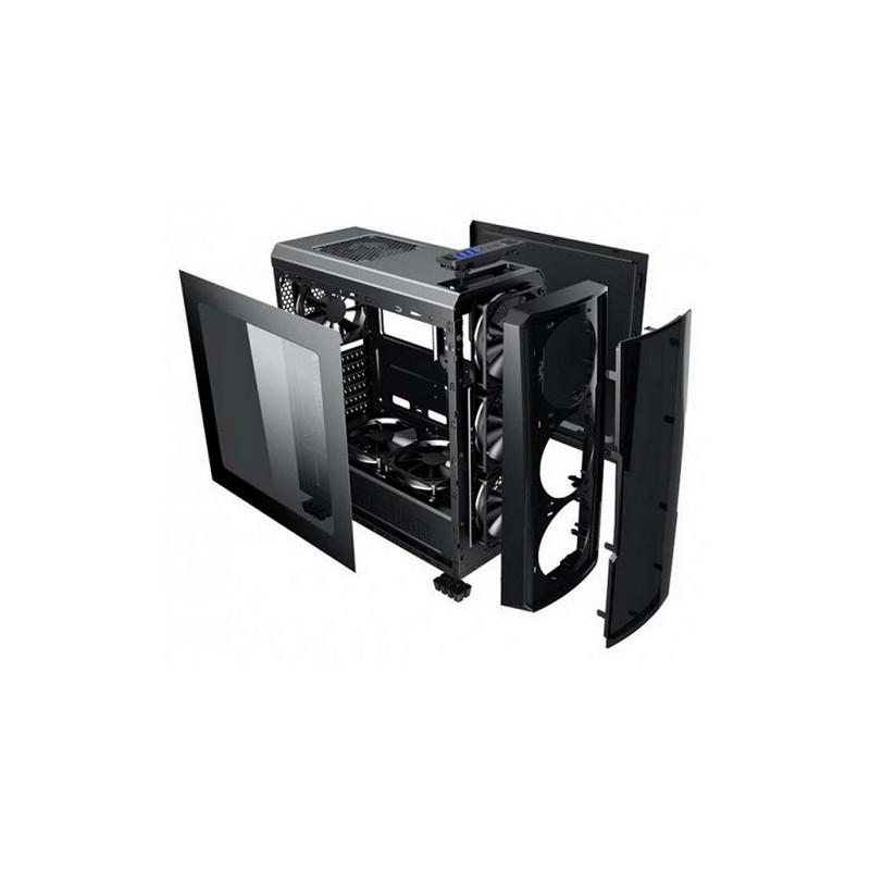 ATX Pus-torņveida Kārba CoolBox COO-DGC9K7-LB-0