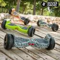 Электроскутер-Гироборд с Bluetooth и Динамиком Rover Droid Stor 190 (Камуфляж)