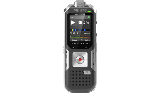 Philips sound recorder Voice Tracer DVT6000