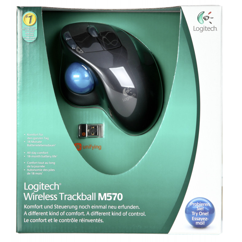 All Logitech Mouse