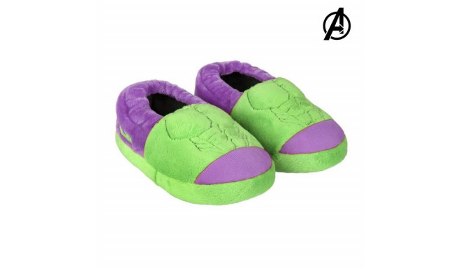 3D-Laste Sussid Hulk The Avengers 73372 Roheline (29-30)