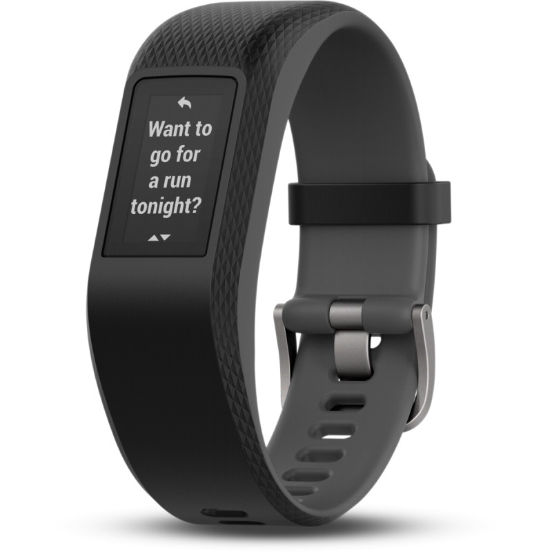 Garmin vivosport S/M black/grey