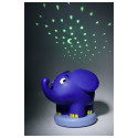 DieMaus öölamp LED Starlight Elephant
