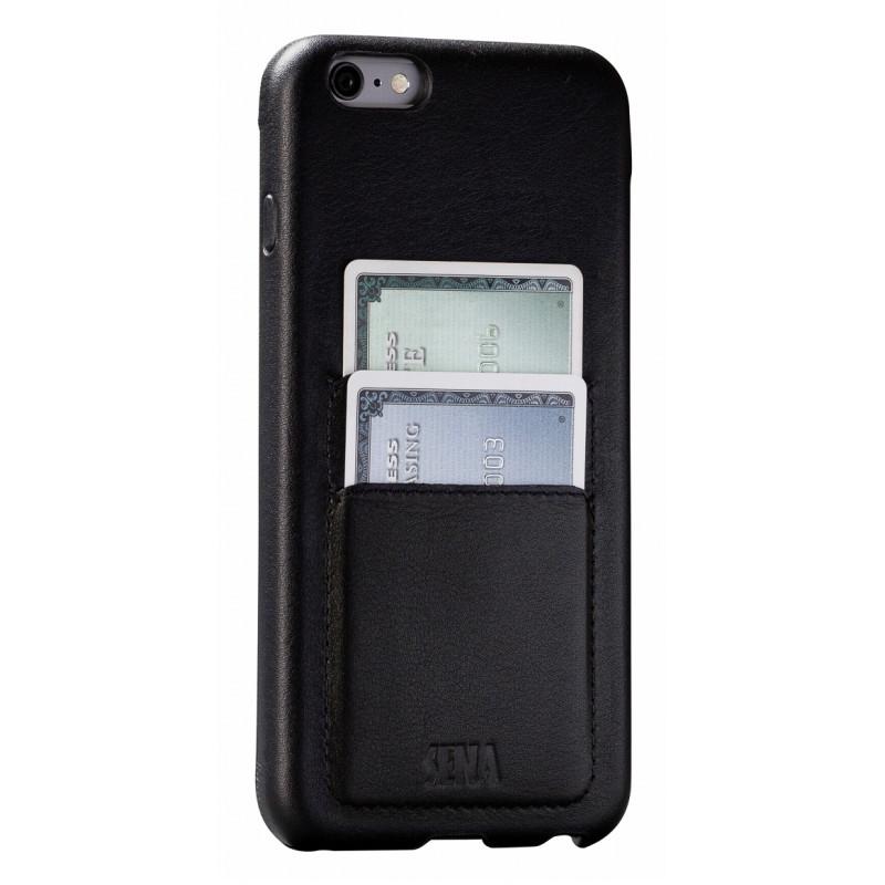 sale retailer a2421 60d58 Sena case Snap On iPhone 6/ 6s Plus, black