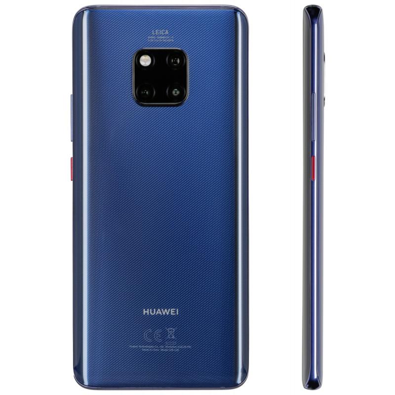 HUAWEI Mate20 Pro Dual-SIM midnight blue