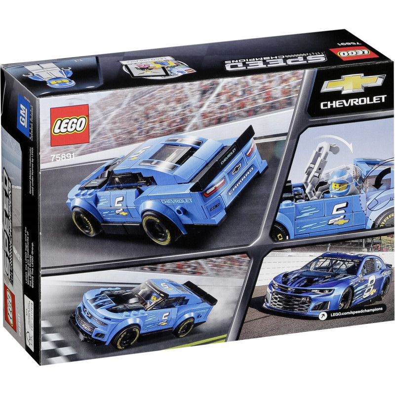 LEGO Speed Champions Chevrolet Camaro ZL1 75891 Scellé