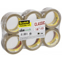 6x1 Scotch Tape 50 x 66 m brown