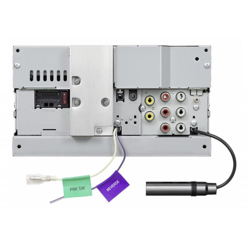 JVC KW-V255DBT incl. DAB Antenna