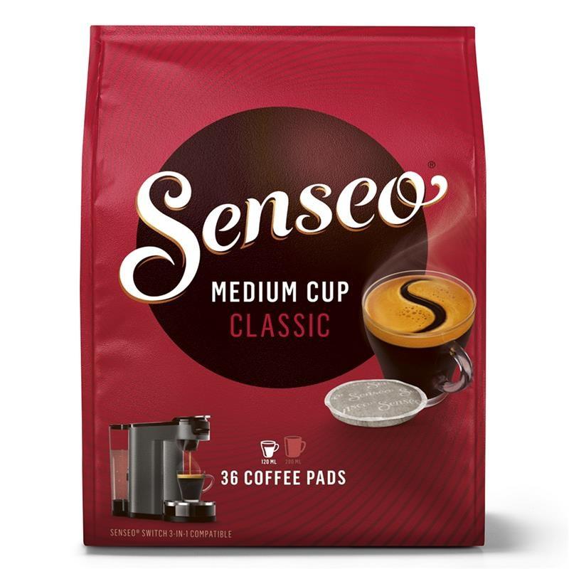 SENSEO® CLASSIC kohvipadjad, JDE