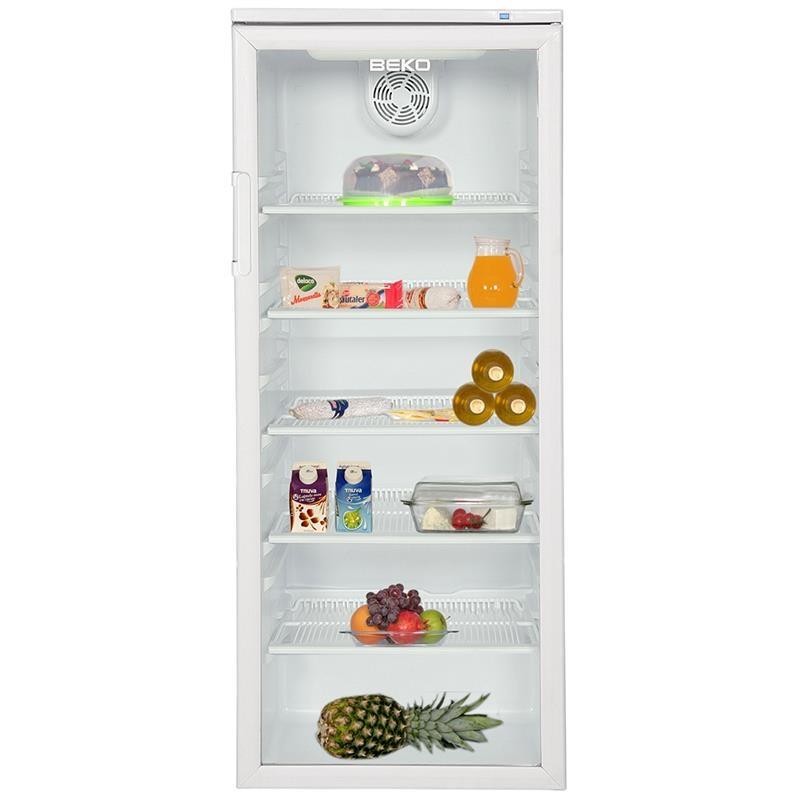 Beko display cooler 134,4cm WSA24000