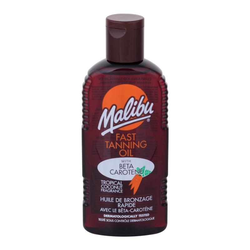 Malibu Fast Tanning Oil (200ml)