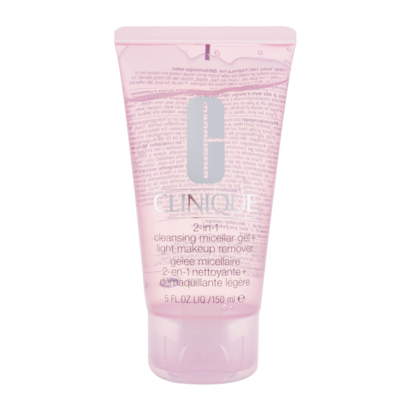 Clinique 2in1 Cleansing Micellar Gel (150ml)