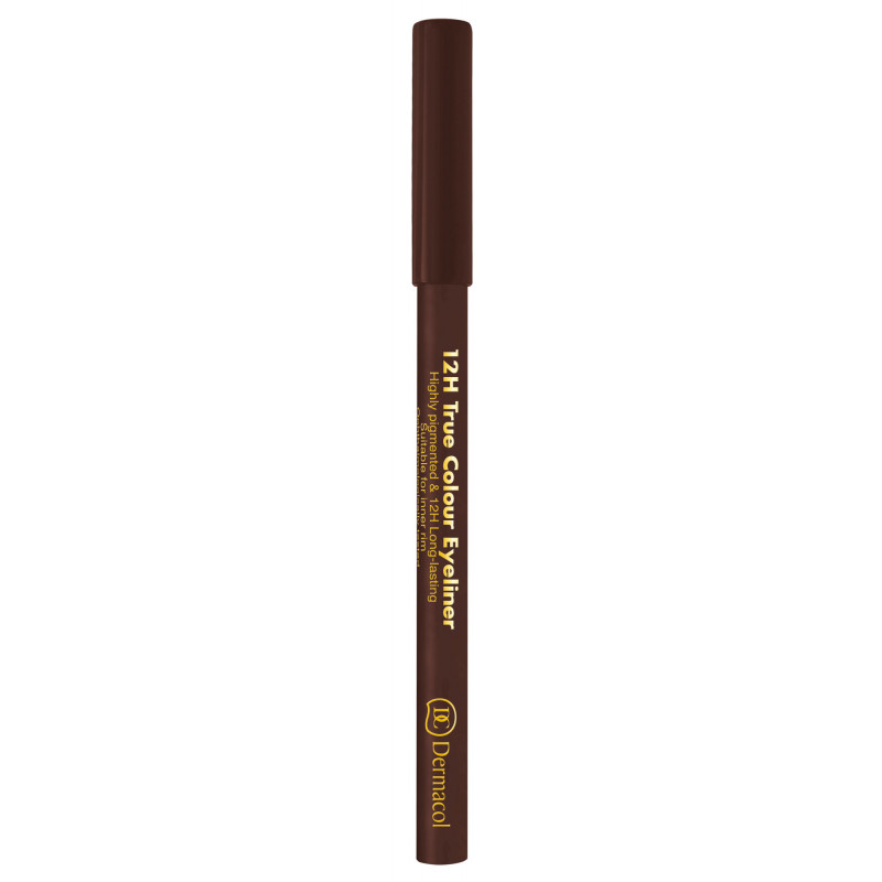 Dermacol 12H True Colour (0ml) (6 Dark Brown)
