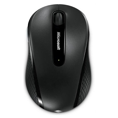 Microsoft mouse 4000 Wireless, black - Mice - Photopoint