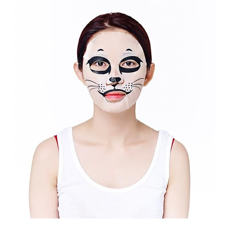 Holika Holika näomask Baby Pet Magic Mask Sheet (Cat)