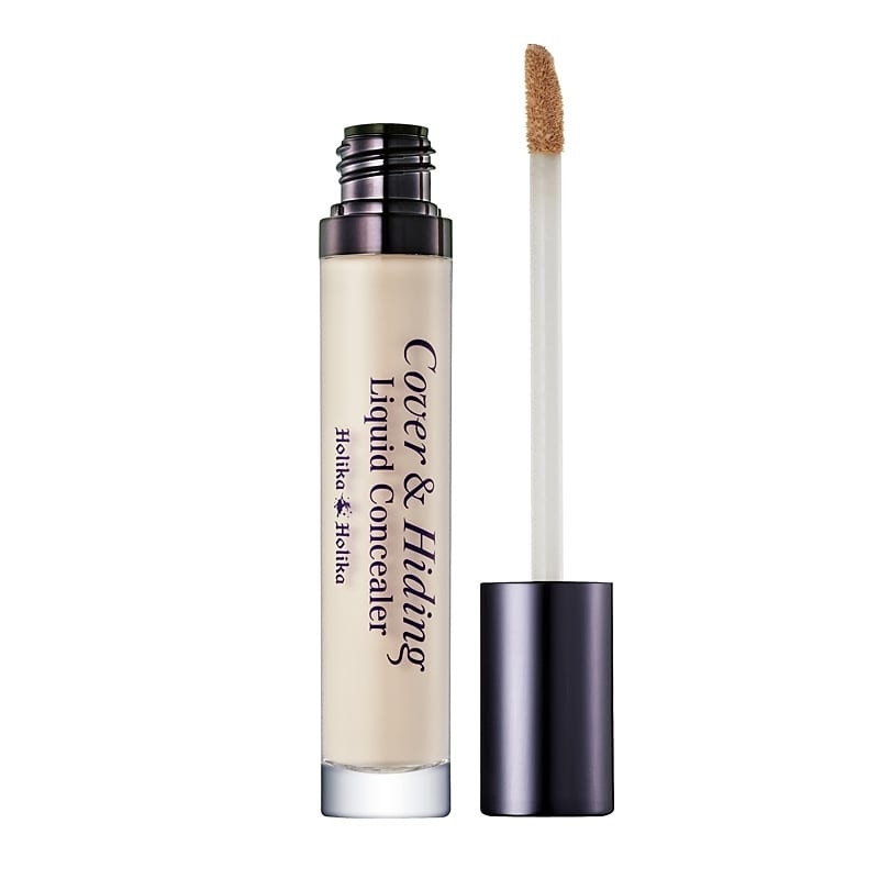 Holika Holika peitekreem Cover & Hiding Liquid Concealer 01 Light Beige