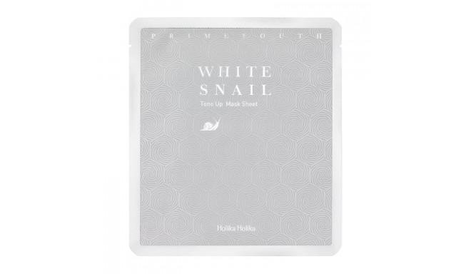 Holika Holika näomask Prime Youth White Snail Tone Up Mask Sheet
