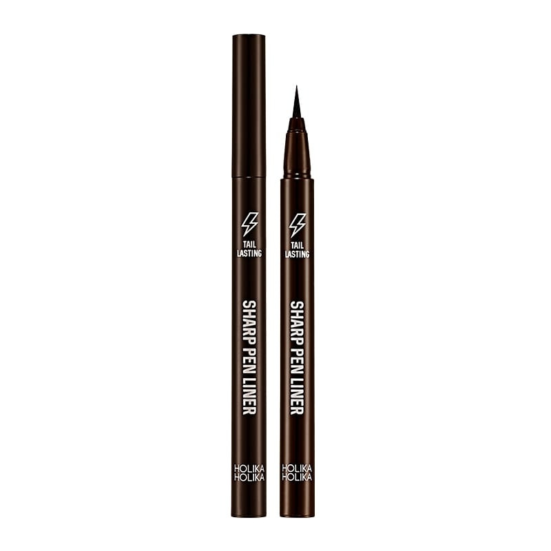 Holika Holika Vedel silmalainer Tail Lasting Sharp Pen Liner 02 Ink Brown