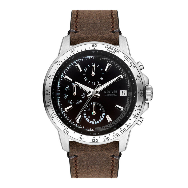 really comfortable new arrive various styles s.Oliver SO-3487-LM Mens Watch