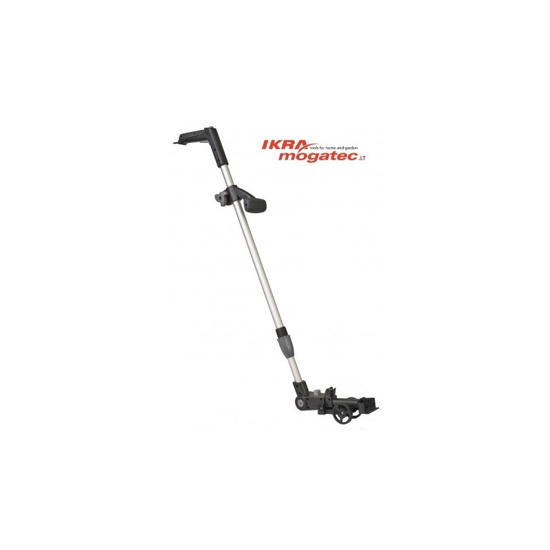 Adjustable length holder to Cordless Grass And Shrub shears