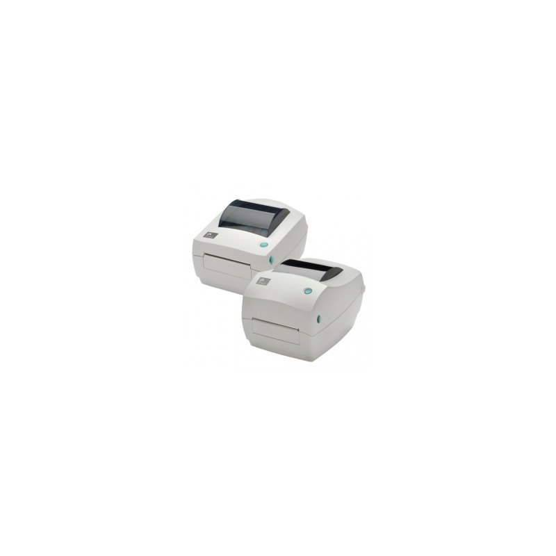 Zebra GC420d, 8 dots/mm (203 dpi), EPLII, ZPLII, USB, Ethernet  (GC420-200420-000)