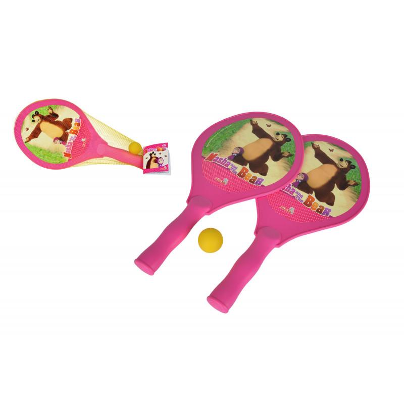 7661c662159 SIMBA MASHA AND BEAR beachball game, 109306214 - Table tennis ...