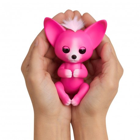 c3dcac79907 FINGERLINGS elektrooniline mänguasi beebirebane Kayla, roosa, 3573
