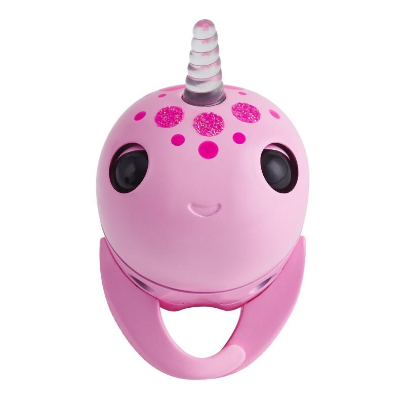 FINGERLINGS elektrooniline mänguasi narval Rachel, roosa, 3697