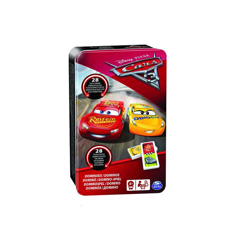 CARDINAL GAMES doomino karbis Cars3, 6035600