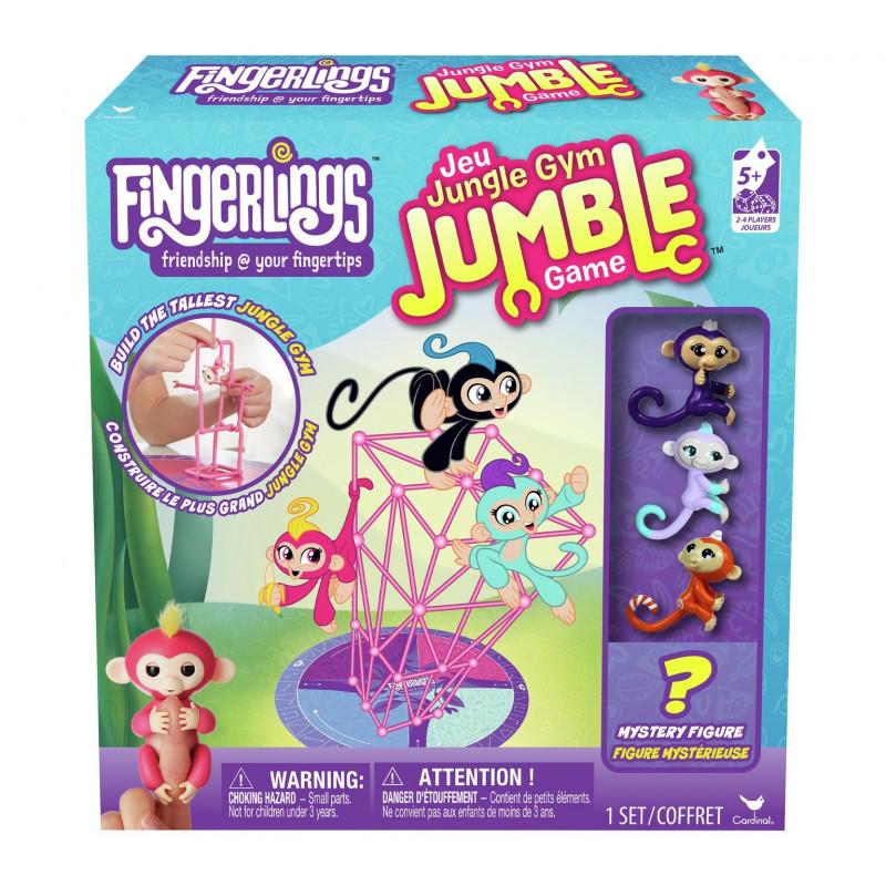 CARDINAL GAMES Fingerlings džunglivõimla, 6045572
