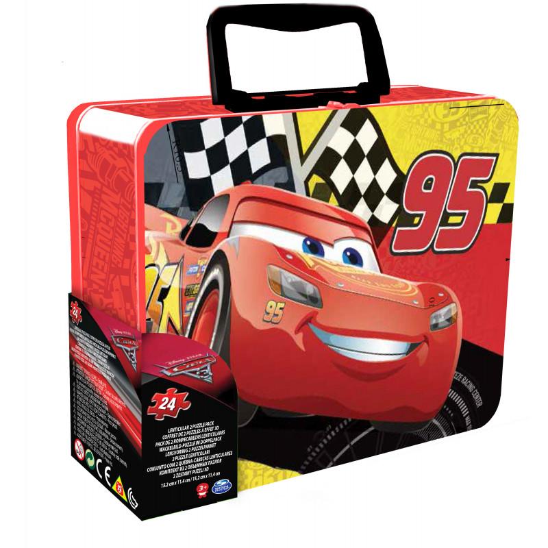 CARDINAL GAMES pusle karbis 24osa Cars3, 6035646