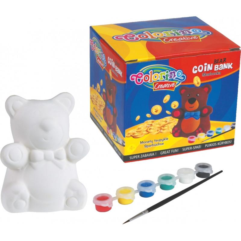 Colorino Creative rahakassa karu, 31950PTR